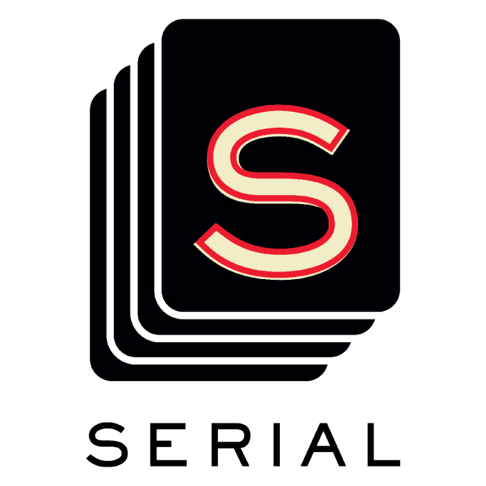 It's A Crime To Not Listen To Serial